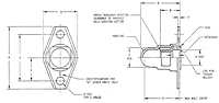 F1968 - Anchor Nut Two-Lug, Floating, Self Sealing