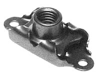 F1967 Anchor Nut - Self Aligning, Two-Lug, Floating