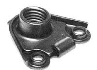 F3000 Anchor Nut - Corner, Floating