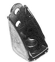 MF6000 Anchor Nut - Miniature, Right-Angle Floating