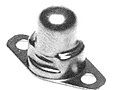 F1968 Anchor Nut - Two-Lug, Floating, Self Sealing