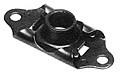 MF5000 Anchor Nut - Miniature, Floating, Two-Lug