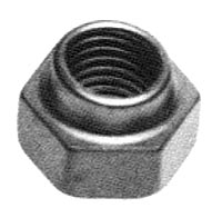 H19475 Wrenchable Hex Nut - Self Locking