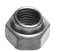 H56 Wrenchable Hex Nut - Cres Steel