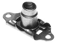 F1934 Anchor Nut - Floating, Two-Lug, Deep C'Bore